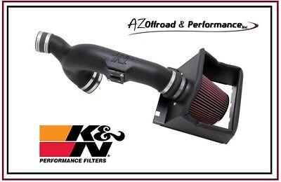 K&N FIPK 57 Series Air Intake System fits 2011-2014 Ford F150 3.5L V6 EcoBoost