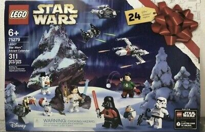 LEGO Star Wars Advent Calendar 75279 Building Kit Skywalker Saga 2020