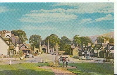 Scotland Postcard - Kenmore Village - Perthshire - Ref 15591A