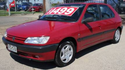 1994 Peugeot 306 XT