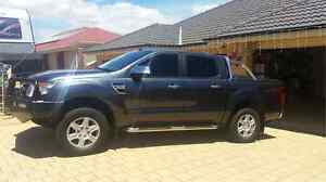2014 Ford Ranger PX XLT 4x4 Dual Cab Seaford Rise Morphett Vale Area Preview