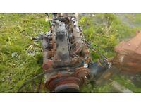 kubota v2203 engine out of refrigerator unit