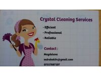 Crystal Cleaning Services