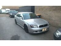 Subaru Legacy 2.5awd Auto