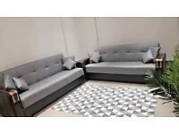 FACTORY PACKED 3+2+1 SEATER MALTA SOFASBED IN MORE COLOURS