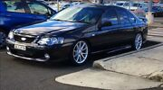Black Xr6 turbo for swaps valued between $7000-$9000 Blacktown Blacktown Area Preview