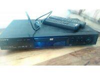 Sony DVD Player - FREE