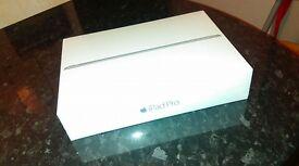 "Apple iPad Pro 9.7"" 32 GB Silver. Brand New Sealed 1 Year Warranty"