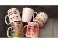 5 Miscellaneous Mugs