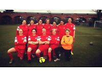 South London Women FC - new ladies football/ soccer players wanted