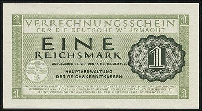 Ro.511 1 Reichsmark 1944 Wehrmacht (1)