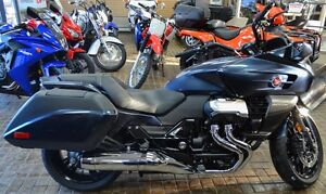 2014 Honda CTX1300 ABS Upright Riding and Downright Comfort!