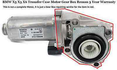 Box Repairing for BMW  Benz X5 X3 X6 Transfer Case Motor with 3 Year Warranty
