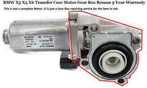 Bmw X3 Transfer Case Ebay