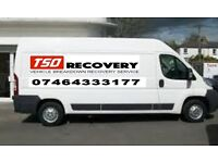 TSO Roadside assistance . fuel , flat tyre or battery jump up service
