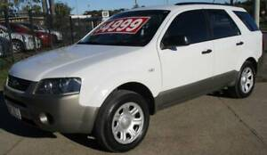 2008 Ford TX Territory - Only 171,000kms Lonsdale Morphett Vale Area Preview