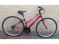 "Bike/Bicycle. LADIES APOLLO "" CX10 "" MOUNTAIN BIKE."