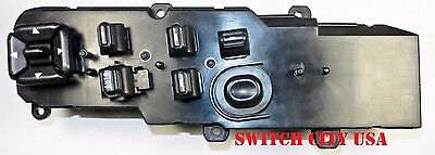 OEM Jeep Grand Cherokee Master Driver Power Window Switch 1996-1998 (Grand Cherokee Master)