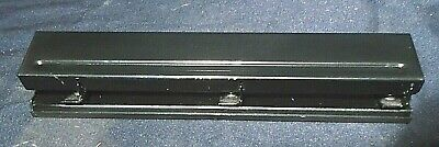 Stockwell Paper Punch -- 3 Hole Stationary -- Mint Condition