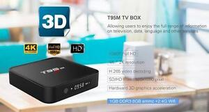 Free Delivery and Set Up -T95M 4K HD TV Box 64Bit Android 5.1 KODI
