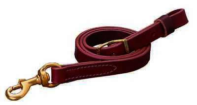 "Black Latigo Saddle String Leather Strap 3//8/"" x 72/"" Weaver Motorcycle Horse Tack"