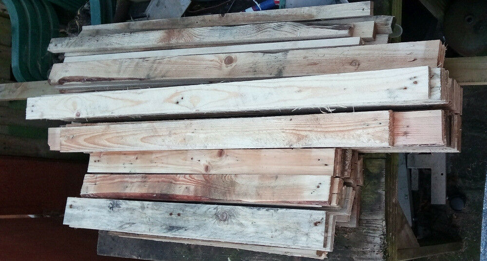 Pallet Wood Beading Framing At Least 70 Lengths Very Decorative In