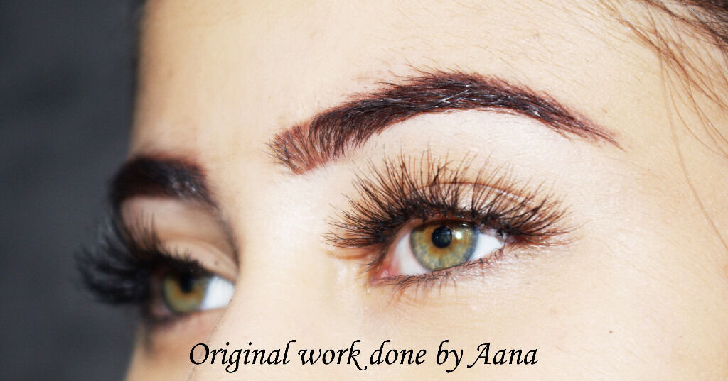 Professional Individual Eyelash Extensions Call For Appointment In