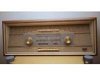 Collectable Erres Valve Radio.