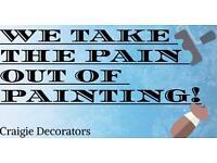Ccraigiedecorators-Professional painting decorating company in Edinburgh