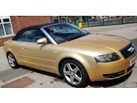 Audi a4 1.8 t sports cabriolet