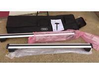 Audi Q5 roof racks ( ORYGINAL NEVER USED )