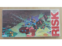 "Parker ""Risk"" 1975 Vintage/Retro Board Game"