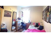 One bedroom in Student house