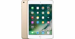 "Apple iPad mini 4 , Storage - 128 Gb , Colour - Gold , Screen size - 7.9""  brand new."
