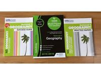 National 5 Success Guides/practice & model papers - Geography