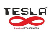 Special Offer Price For TESLA IPTV ***OFFER EXTENDED***Due To Demand See Details *Only £25.