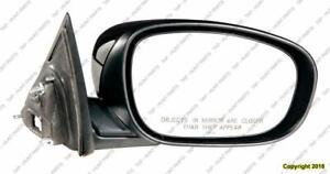 Door Mirror Power Passenger Side Heated With Folding Dodge Magnum 2005-2008