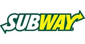 Subway sandwich artists (urgent start)