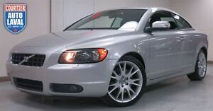 2008 Volvo C70 T5 HARD TOP - CUIR - MAGS - REMOTE STARTER