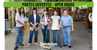 Portes ouvertes - Open House (Rigaud)