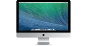 APPLE IMAC 21.5 Ultra Slim INTEL CORE i5 2.5GHz 8GB RAM 1TB HDD - With Full Warranty. OpenBox Macleod Sale!
