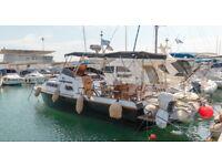 Jeanneau 1974 boat 440HP