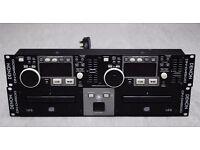Denon DN-D4500 Dual CD MP3 Player Rack Mount £500