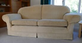 3 Piece Suite consisting 3 seater, 2 seater and armchair. Made by Multiyork. Smoke free home.