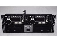 Denon DN-D4500 Dual CD MP3 Player Rack Mount Excellent Condition £500