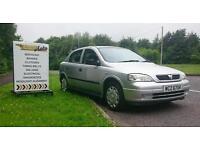 Vauxhall Astra 1.4 2004 Full mot