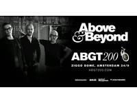 Above and Beyond- Ziggodome Amsterdam