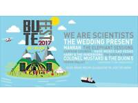 2 x ButeFest Weekend Tickets for sale