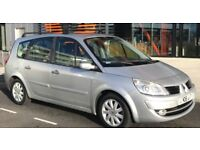 08 RENAULT GRAND SCENIC 1.5 DIESEL [7 Seats] CHEAP ON TAX CHEAP INSURANCE