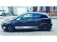 Abarth Punto Evo Supersport 2014 1.4 Turbo 180 BHP Rare Low mileage